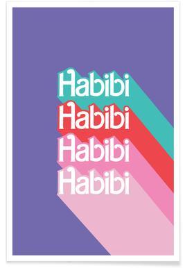 Habibi Rainbow affiche