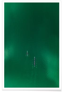 Green Team affiche