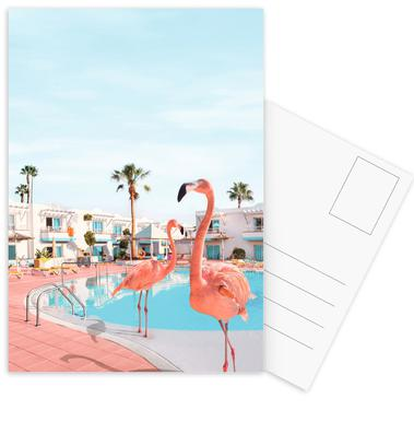 Florida Postcard Set