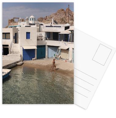 Bay Postcard Set