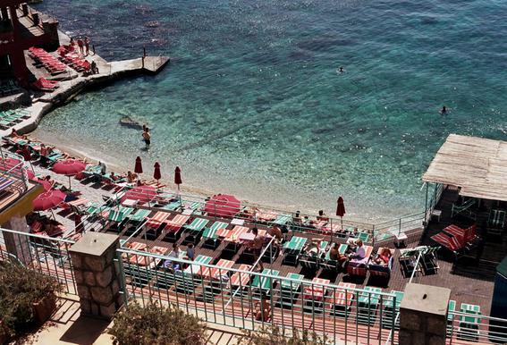Amalfi -Alubild
