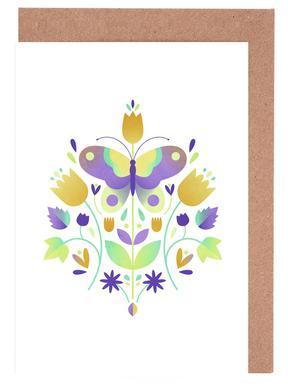 Harbingers Of Spring Greeting Card Set
