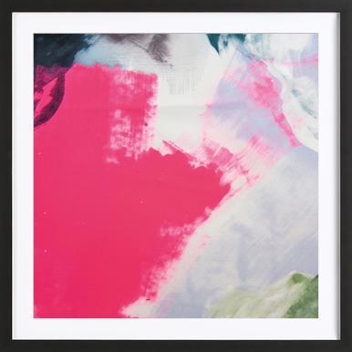 Melt Series 03 Framed Print