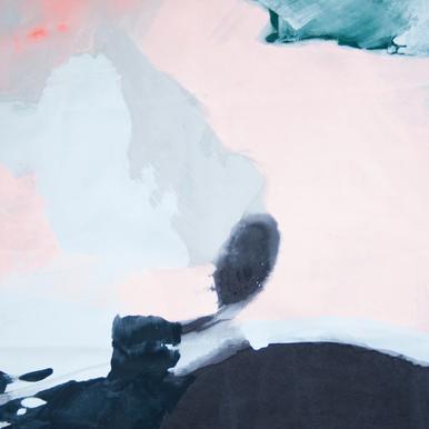 Melt Series 04 canvas doek