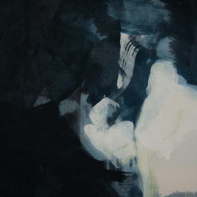 Melt Series 09 Canvas Print