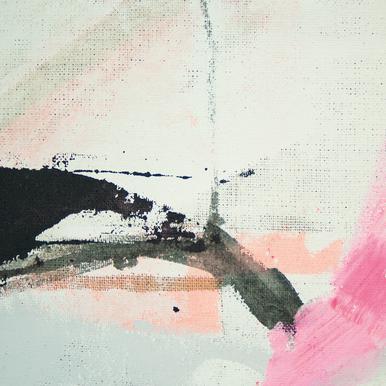 Melt Series 11 Canvas Print