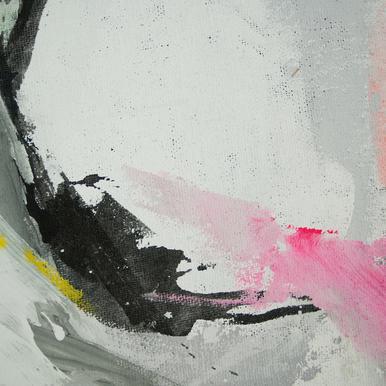 Melt Series 12 canvas doek