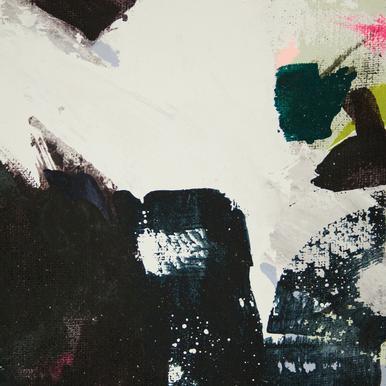Melt Series 14 canvas doek