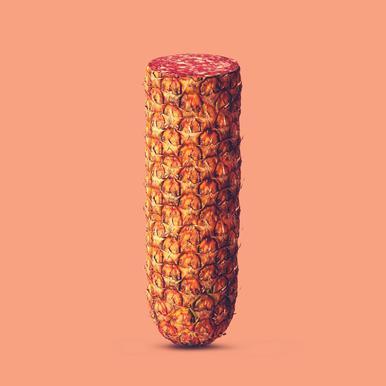 Pineapple Sausage
