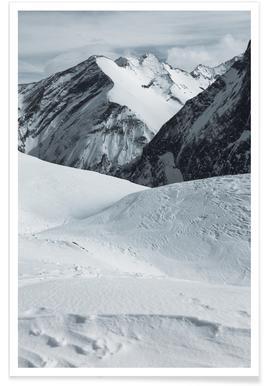 Mountains XVII affiche