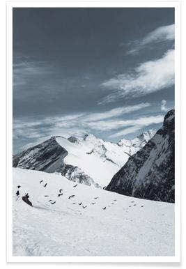 Mountains XVIII affiche