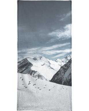 Mountains XVIII Beach Towel