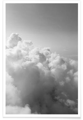 Clouds II Poster