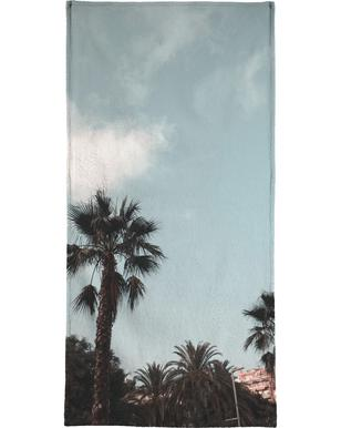 Palms XI Beach Towel