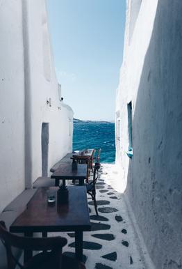Dreamy Coffee Corner alu dibond