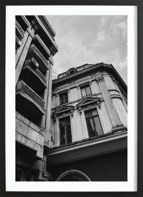 Architectural Love II ingelijste print