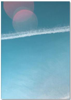 Dreamy Skies Notepad