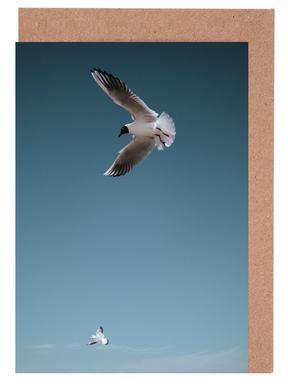 Seagulls I Greeting Card Set