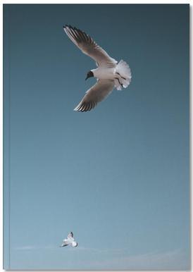 Seagulls I Notebook