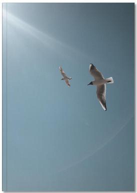 Seagulls VI Notebook