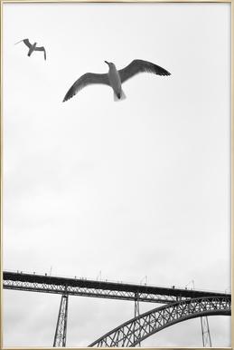 Perspective Poster in Aluminium Frame