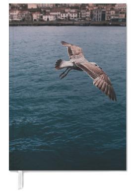 Seagull in Porto Personal Planner
