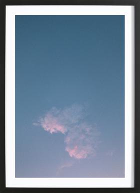 Dreamy Skies II ingelijste print