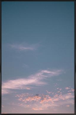 Dreamy Skies III Framed Poster