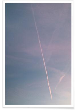 Dreamy Skies IV Poster