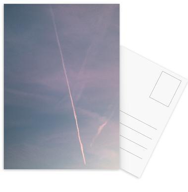 Dreamy Skies IV Postcard Set