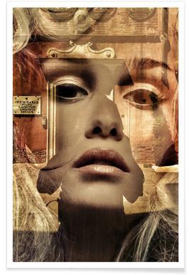 Reflex Venice Girl poster