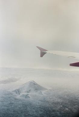 Iceland -Alubild