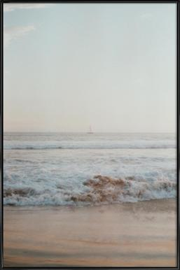 Ocean Breeze Framed Poster