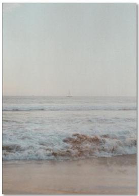 Ocean Breeze Notepad