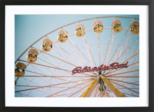 Endless Summer Framed Print
