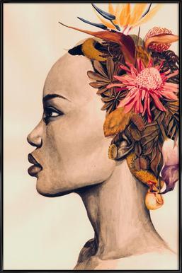 Africa Framed Poster