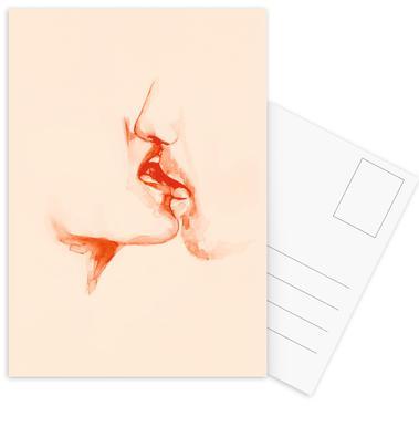 Desire Postcard Set