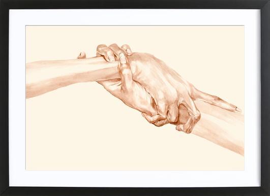 Self-Love ingelijste print