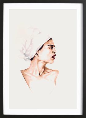 Alexandria Framed Print