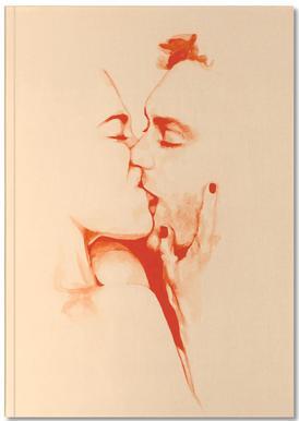 Amorousness notitieboekje