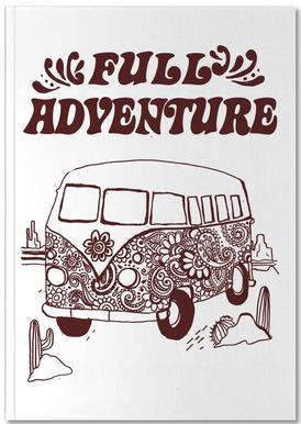 Full Adventure Notebook