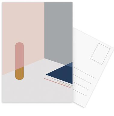 Separated 1 -Postkartenset