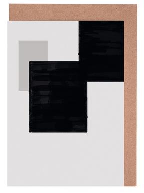 Dark and Brighter -Grußkarten-Set