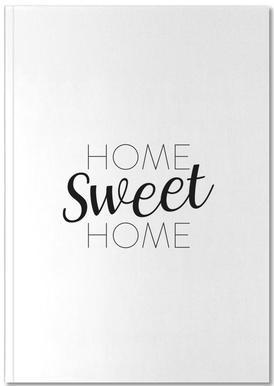 SWEET HOME Notebook