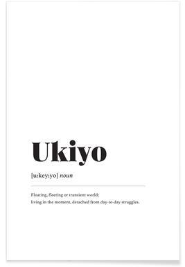 Ukiyo Poster