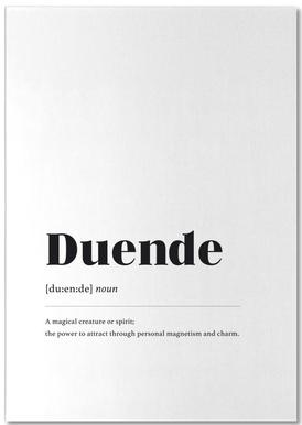Duende Notepad