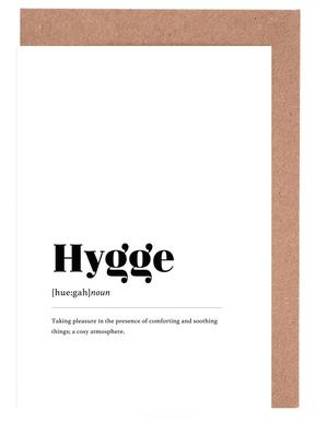 Hygge Greeting Card Set