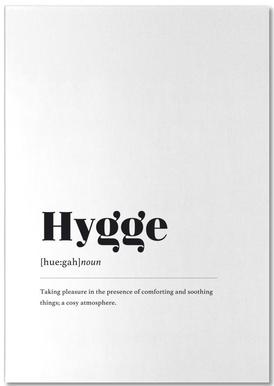 Hygge Notepad