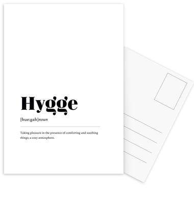 Hygge Postcard Set
