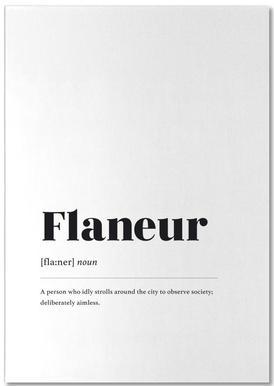 Flaneur Notepad